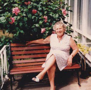 Wende, Ruth Wilfriede