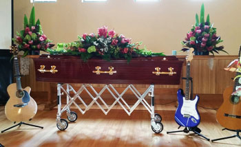 single funeral services are available