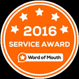 Womo 2016 Service Award
