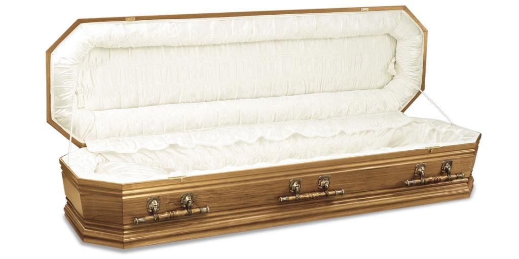 Blackwood-open range of caskets
