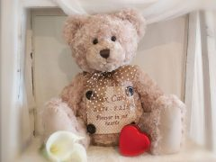 Brown teddy Bear $300