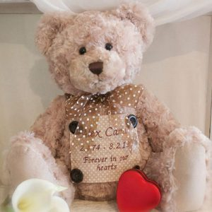 Teddy-Urn for cremated remains
