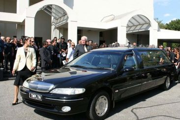 ellese-leading-a-funeral-cortege-outside-boyd-chapel-at-springvale-botanical-cemetery