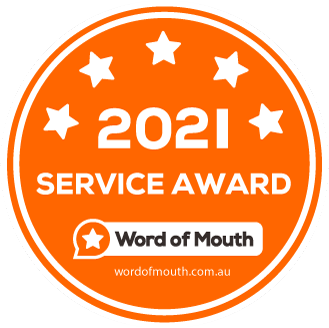 Womo 2021 Service Award